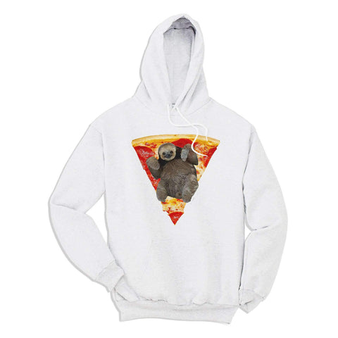 Image of Pizza Sloth Hoodie