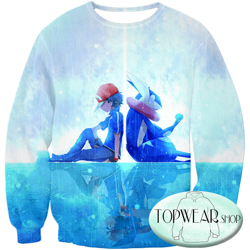 Pokemon Sweatshirts - Awesome Pokemon 3D Sweatshirt
