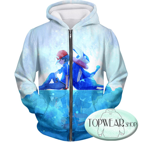 Image of Pokemon Sweatshirts - Awesome Pokemon 3D Sweatshirt