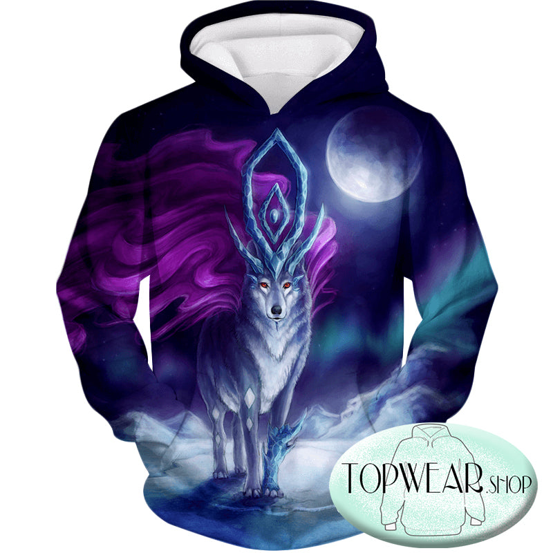 Pokemon Sweatshirts - Pokemon Suicune 3D Sweatshirt