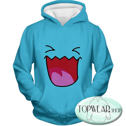 Image of Pokemon Hoodies - Pokemon Bobafett Featured 3D Hoodie