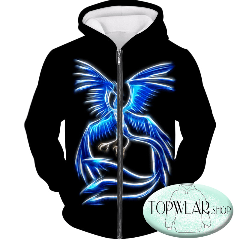 Pokemon Hoodies - Mysitic Pokemon Articuno Hoodie