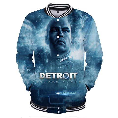 Image of Detroit Hoodies - Detroit: Become Human Markus Hoodie