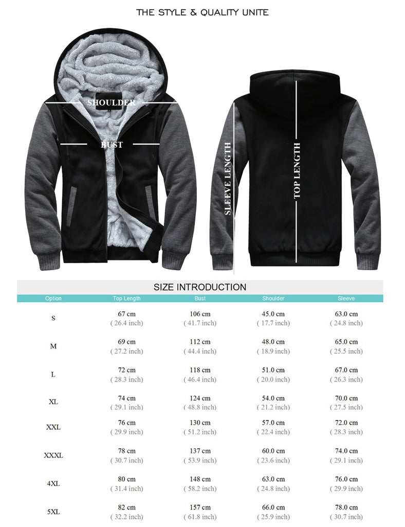 Game Detroit Becomes Human Hoodies - Unisex Zipper Coat