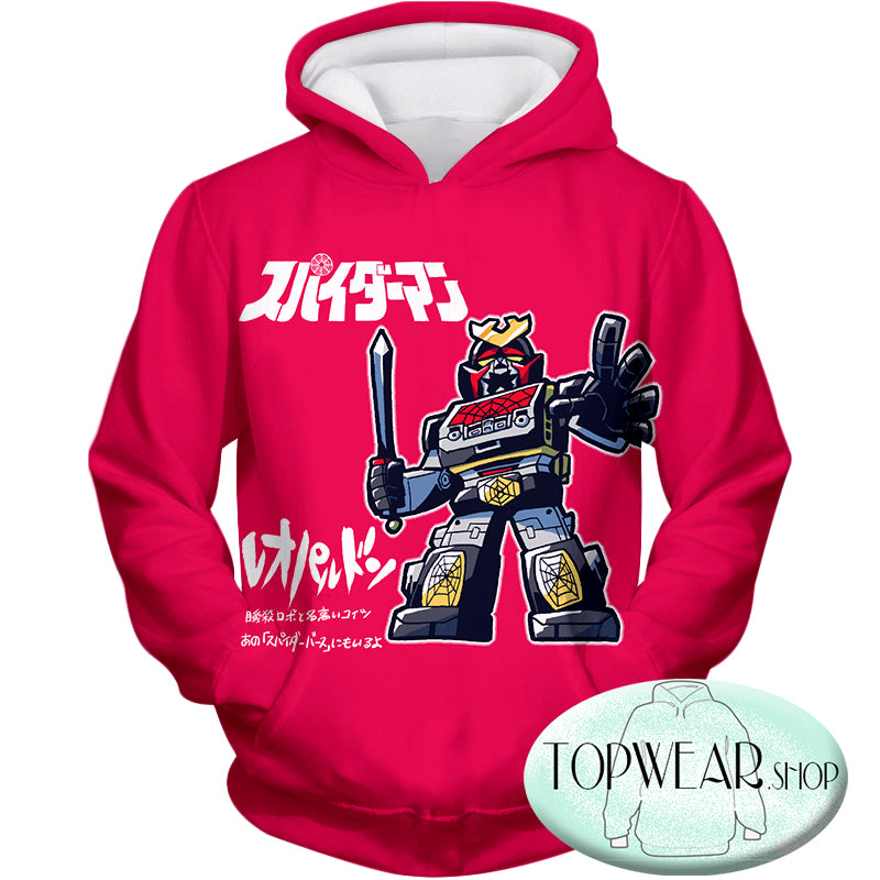 Voltron: Legendary Defender Hoodies - Super Cool Japanese Anime Funny Awesome Pullover Hoodie