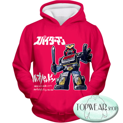 Voltron: Legendary Defender Hoodies Super Cool Japanese Anime Funny Awesome Pullover Hoodie