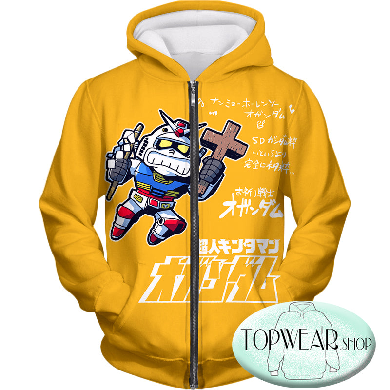 Voltron: Legendary Defender Hoodies - Anime Robot Promo Awesome Zip Up Hoodie