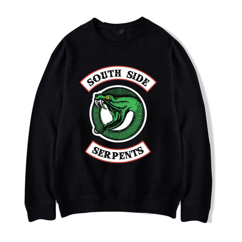 Image of Riverdale Sweatshirts - TV Riverdale Southside Serpents Sweatshirt