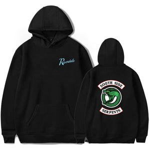 Riverdale Hoodies - Riverdale Southside Serpents Cool Hoodie