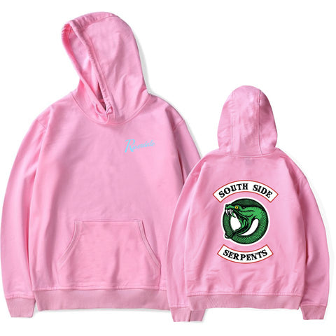 Image of Riverdale Hoodies - Riverdale Southside Serpents Cool Hoodie
