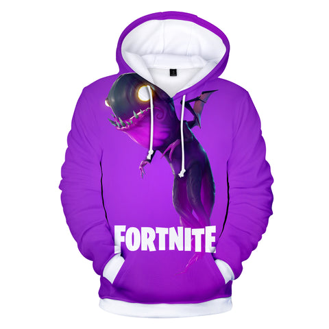 Image of Fortnite Hoodies - Fortnite Character Mimic Monster 3D Hoodie