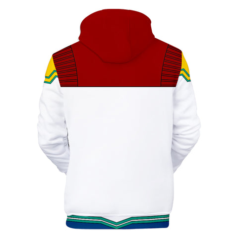 Image of My Hero Academia Hoodies - Cospaly Million Super Cool Pullover Hoodie