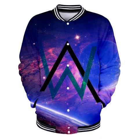 Image of Alan Walker Hoodies - DJ Alan Walker All Over Printed Hoodies