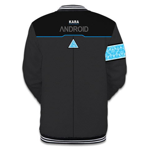 Detroit Hoodies - Detroit: Become Human Logo icon Hoodie