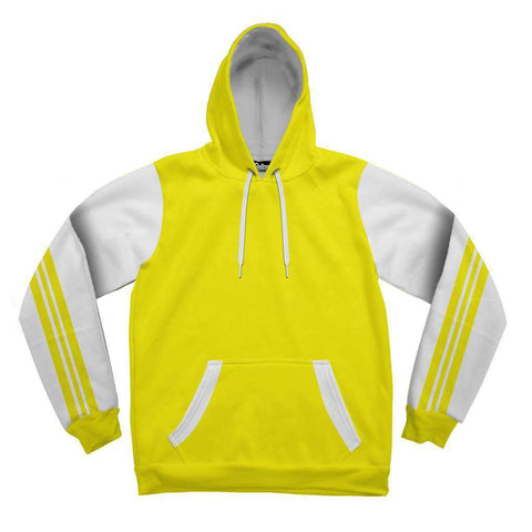 Image of Yellow Trainer Hoodie