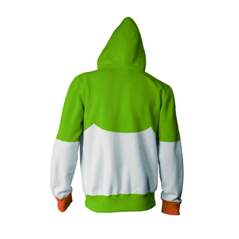 Voltron: Legendary Defender Hoodies - Cosplay Pidge Zip Up Hoodie