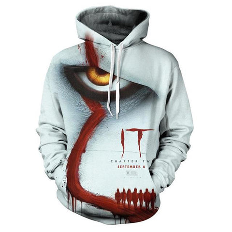 Image of Joker Suicide Squad 3D Printed Hoodies - 3D Hooded Sweatshirt Pullover