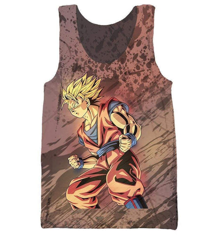 Image of Dragon Ball Z Goku Hoodies- Pullover 3D Prinred Hoodie