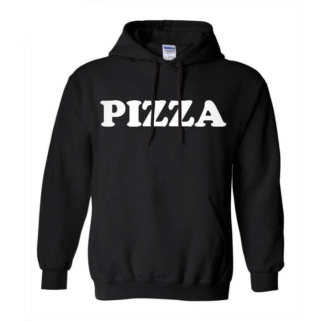 Pizza Graphic Hoodie