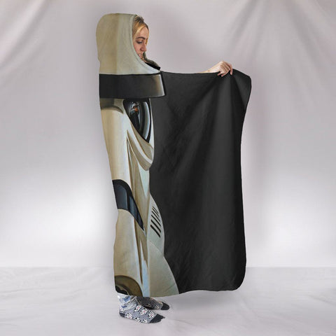 Image of Star Wars Hooded Blankets - Star Wars Warrior Hooded Blanket