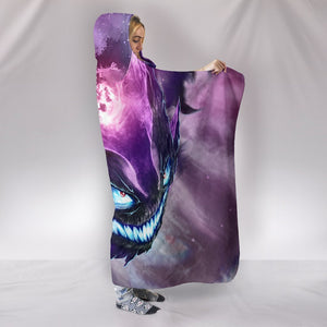 Pokemon Hooded Blankets - Ghost Pokemon Haunter Hooded Blanket