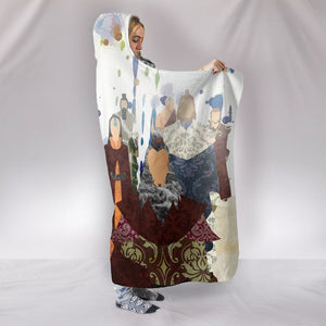 Avatar The Last Airbender Hooded Blanket - Team Blanket