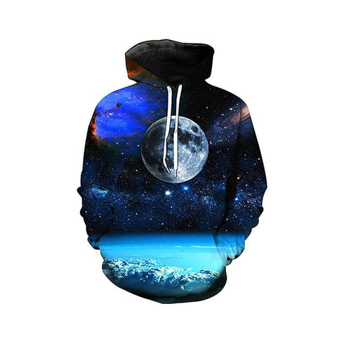 Image of Lonely Moon Hoodie