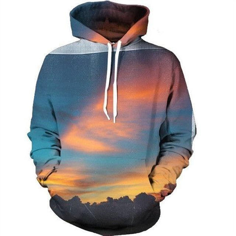 Mens/Womens Sunset Hoodie