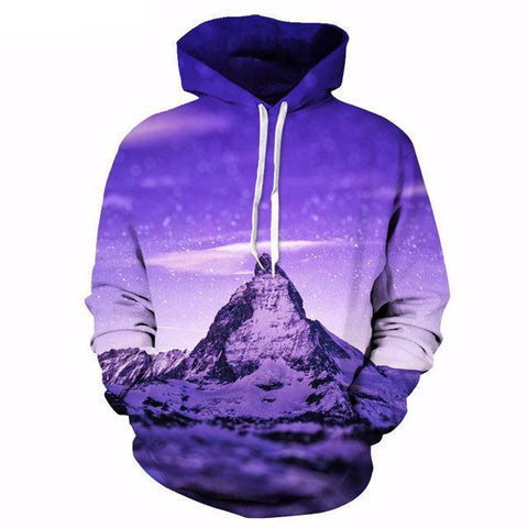 Image of Summit Mountain Hoodie