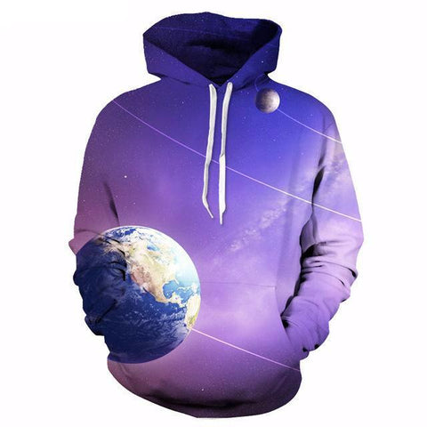 Image of Solar System Hoodie