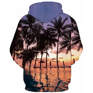 Mr.1991 Seaside Coconut Hoodie