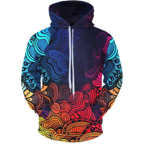 Image of Cloud Styles Art Hoodie