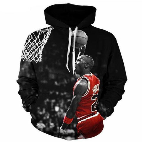Image of Jordan Air Lay-Up Hoodie