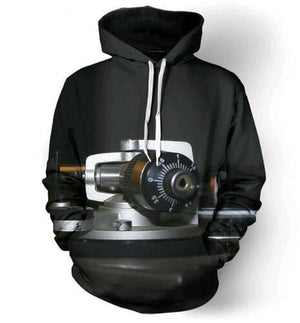 Sound Engineer Lover Hoodie