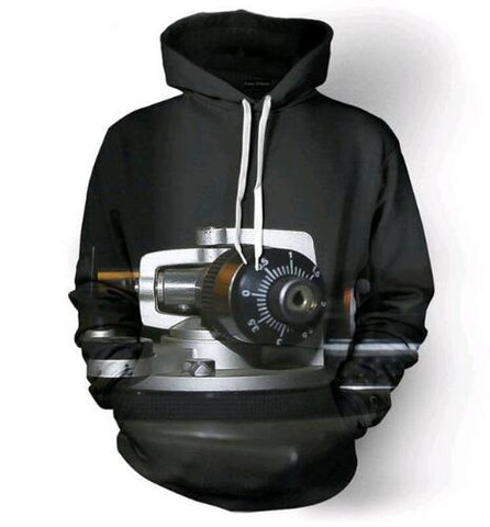 Image of Sound Engineer Lover Hoodie