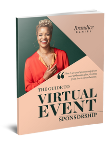 FREE E-BOOK - The Guide to Virtual Event Sponsorship