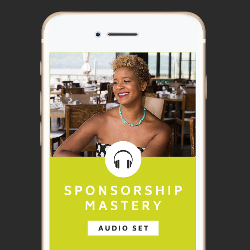 Sponsorship Mastery Audio Set