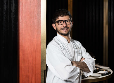 Chef Andrea Spagoni (March 1 - 2) * Food and Wine Pairing