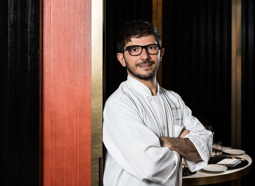 Chef Andrea Spagoni (March 1 - 2) * Food Only