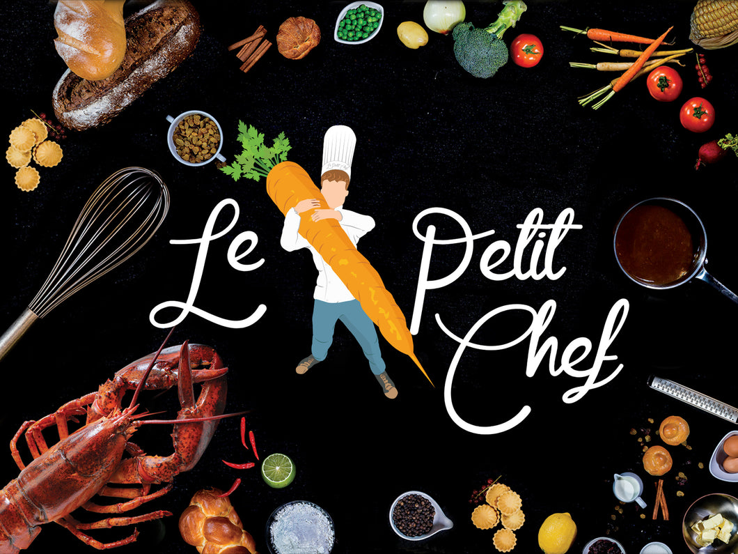 Le Petit Chef Grande Valentines Menu (Feb 12 -14)