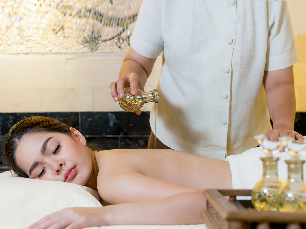 Aromatherapy Massage (90 minutes) Valid until Mar 31, 2020