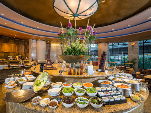 Orchid Café Lunch Buffet