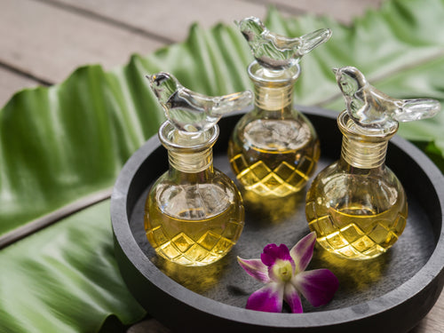 Aromatic Essential Oil Indulgence (150 minutes)