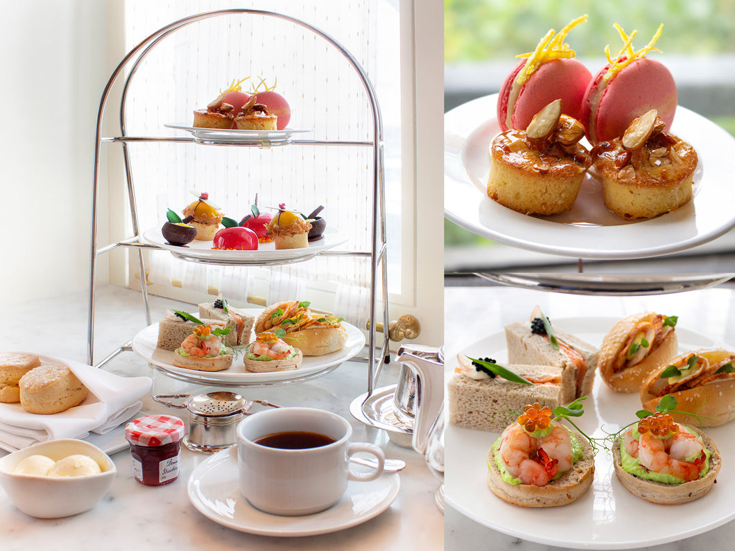 Afternoon Tea for two persons