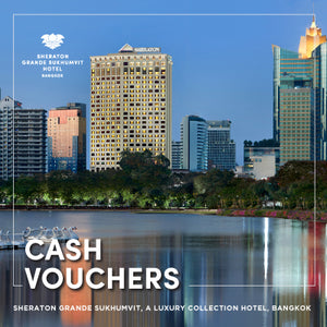 Cash voucher valued at THB 8,000