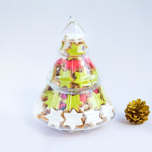 Grande Christmas Star Cookies