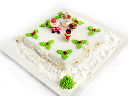 CHRISTMAS PUDDING FRUIT CAKE