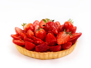 Strawberry Tart (2 pounds)