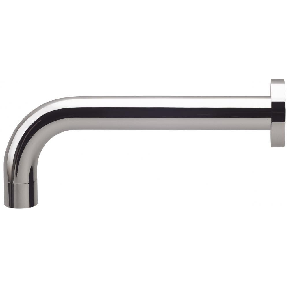 Vivid Curved Bath Outlet 200mm