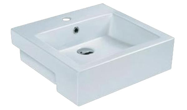 MG8050J Semi-recessed Basin